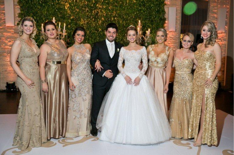 madrinha de casamento ideias para vestidos de madrinhas de casamento